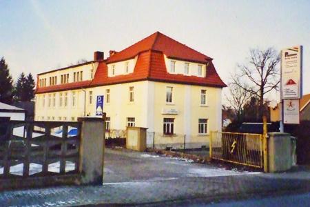 Firmengebäude in Ebersbach/Sa.