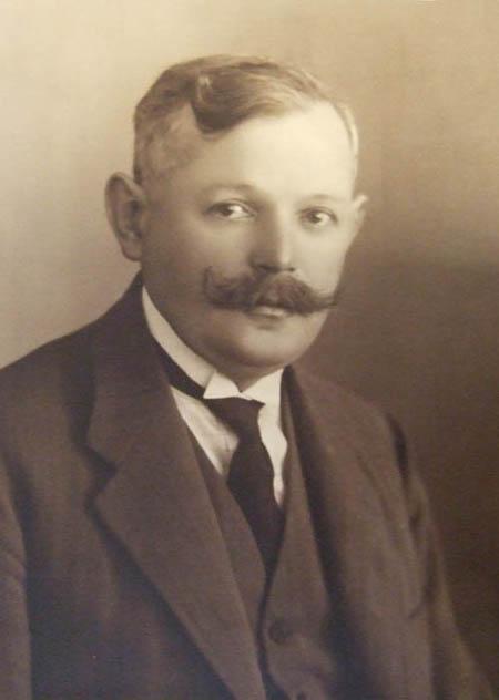 Firmengründer Josef Müller